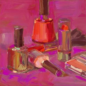 Pink Polish Pumped by Patti Mollica