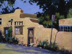 Pueblo in New Mexico by Patti Mollica