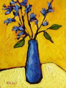 Blue Vase by Patty Baker
