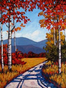 Catskill Path by Patty Baker
