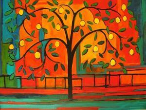 Lemon Tree by Patty Baker
