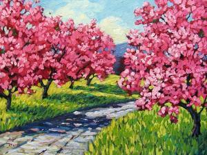 Orchard Road by Patty Baker