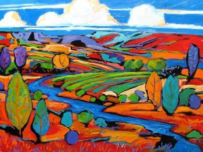 Southwest Fauve Landscape