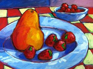 Still Life with Fruit by Patty Baker