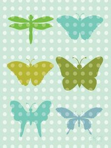 Butterflies I by Patty Young