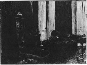 La Liseuse, C1870-1930 by Paul Albert Besnard