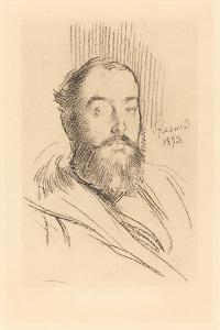 Self-Portrait, 1893 by Paul Albert Besnard