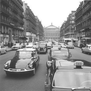 Memories of Paris by Paul Almasy