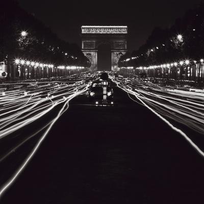 Street Scene at Night, 1950