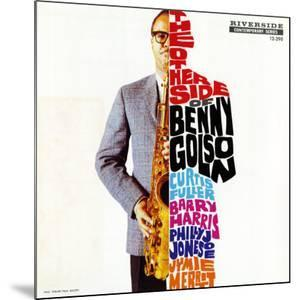 Benny Golson - The Other Side of Benny Golson by Paul Bacon