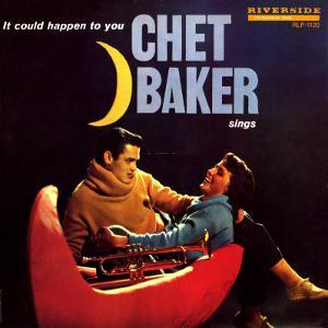 Chet Baker - It Could Happen to You by Paul Bacon