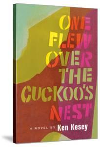 One Flew Over The Cuckoos Nest by Paul Bacon