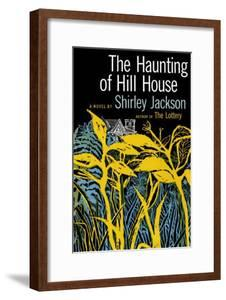 The Haunting of Hill House by Paul Bacon