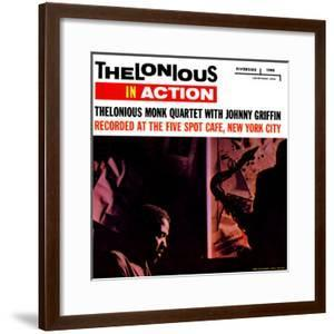 Thelonious Monk - Thelonious in Action by Paul Bacon