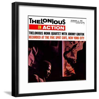 Thelonious Monk - Thelonious in Action