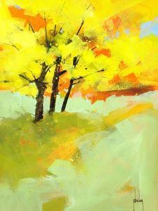 Autumn Trio by Paul Bailey