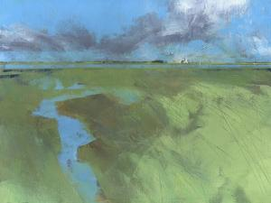 Back Water High Tide by Paul Bailey