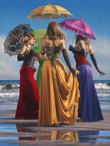 Parasols by Paul Bailey