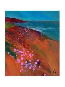 Sea Pinks by Paul Bailey