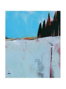 Snow Field by Paul Bailey