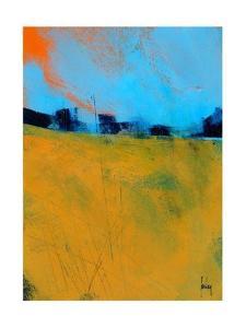 Tiny Orange Sun by Paul Bailey