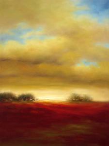 Red Prairie by Paul Bell
