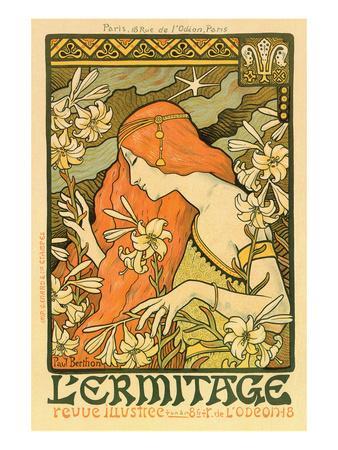 Hermitage Review of Illustration, Paris