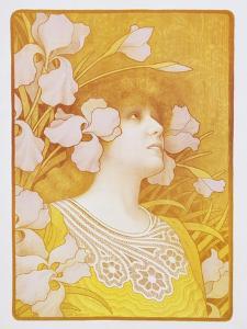 Sarah Bernhardt Poster by Paul Berthon