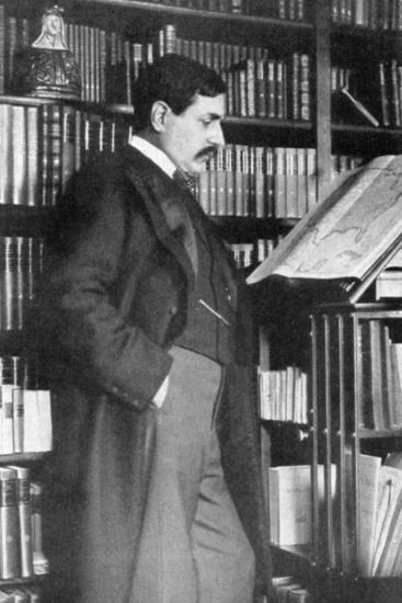Paul Bourget, French novelist and critic, late 19th-early 20th century. Artist: Unknown-Unknown-Photographic Print