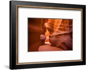 Antelope Slot Canyon in Arizona by Paul Brady