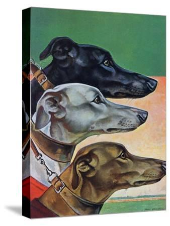 """""""Greyhounds,"""" March 29, 1941"""