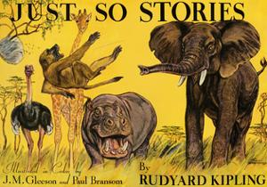 Just So Stories by Paul Bransom