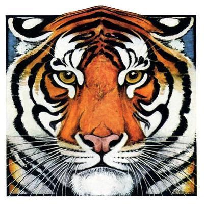 """""""Tiger Head,""""September 18, 1926"""