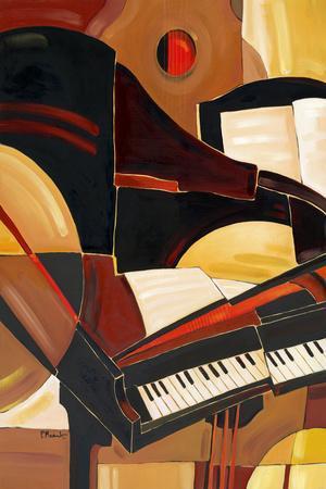 Abstract Piano
