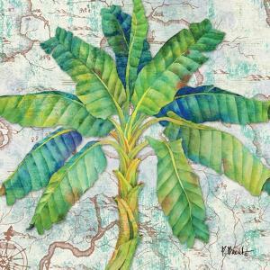 Aqueous Palm II by Paul Brent