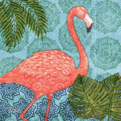 Bahama Flamingo I by Paul Brent