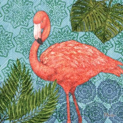 Bahama Flamingo II by Paul Brent