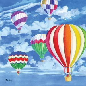 Balloons II by Paul Brent