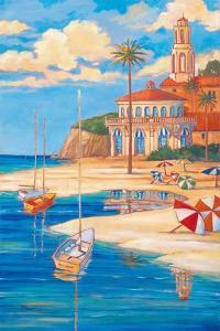 Beach Club II by Paul Brent