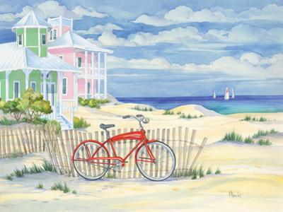 Beach Cruiser Cottage I by Paul Brent