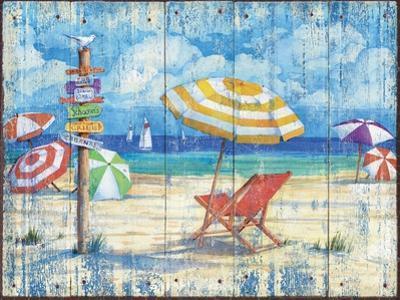 Beach Signs II by Paul Brent