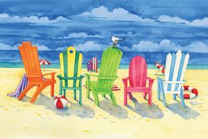 Brighton Chairs by Paul Brent