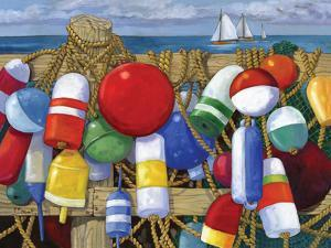 Buoy Composition by Paul Brent