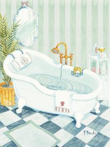 Claw Tub by Paul Brent