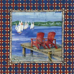 Cypress Lake II by Paul Brent