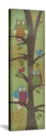Fantasy Owls Panel I