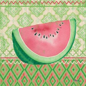 Fruit Ikat II by Paul Brent