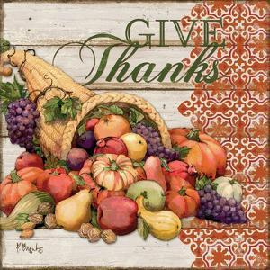 Give Thanks I by Paul Brent