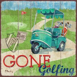 Golf Time IV by Paul Brent