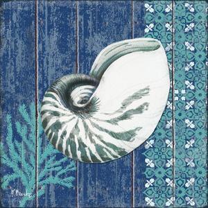 Indigo Sea IV by Paul Brent